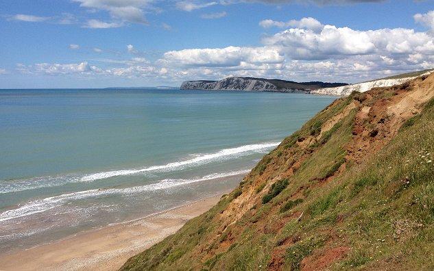 Isle of Wight Freshwater Bay