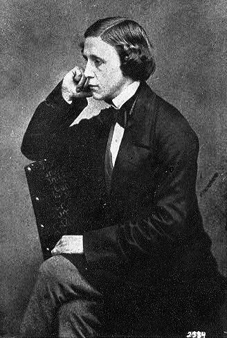 Lewis Carroll or Charles Dodgson