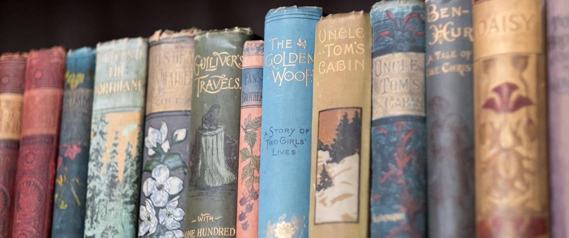 Books for tennyson research