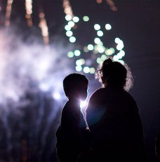 Fireworks night - http://www.visitisleofwight.co.uk/blog/read/2014/10/bonfire-night-on-the-isle-of-wight-b32