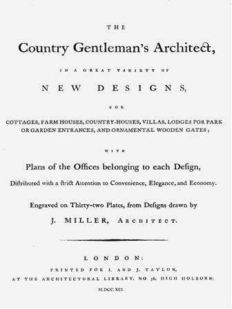 Gentleman's Architect