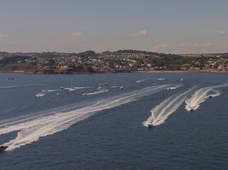 This weekend Cowes will be hosting the 58th year of Powerboat Racing with 100mph offshore powerboats racing to Torquay and back.