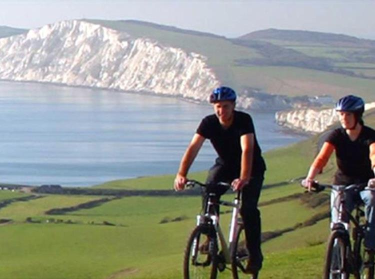 The Isle of Wight CycleFest is an organised cycling event offering guided rides for all levels from various destinations on the Isle of Wight.