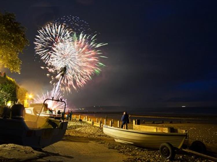 There are a range of Haloween and Guy Fawkes celebrations happening across the Isle of Wight in the next few weeks, a