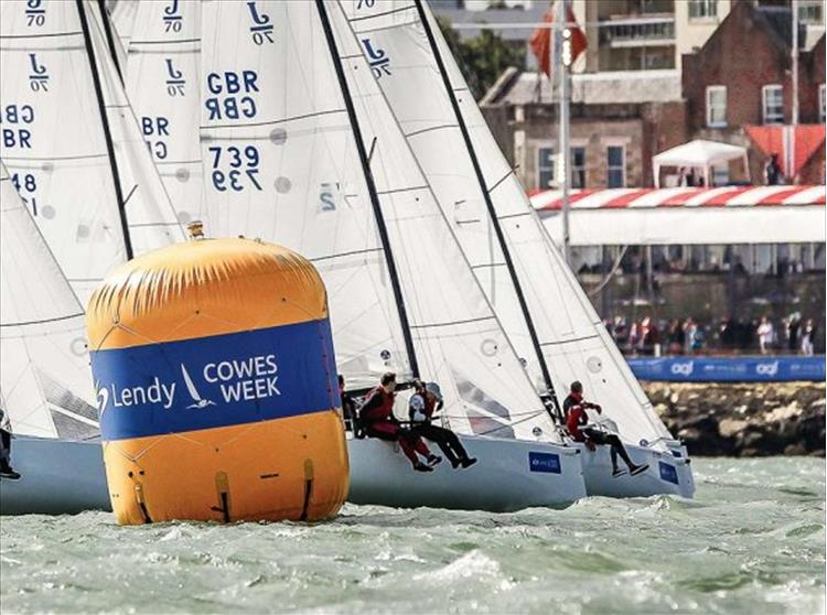Cowes will be buzzing from 3rd to 11th August with a variety of on-land activities as Cowes Week comes to the town . . . and it's not just for sailors!
