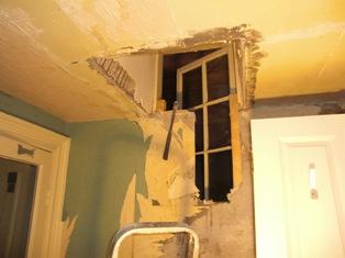 Farringford house restoration