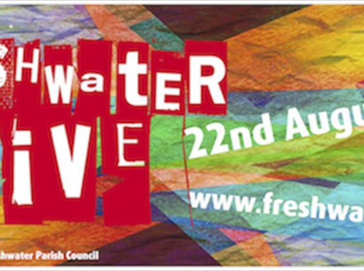 Freshwater Live Community Event