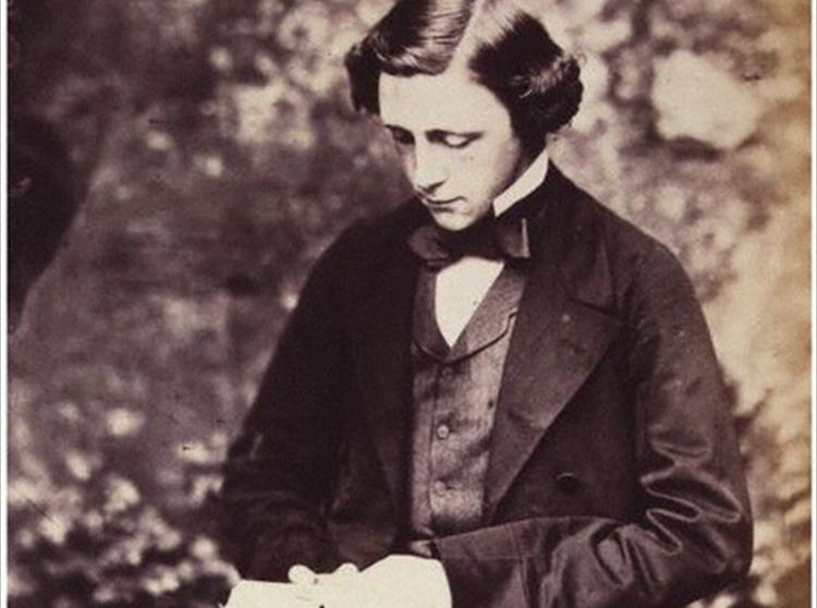 Lewis Carroll and Tennyson