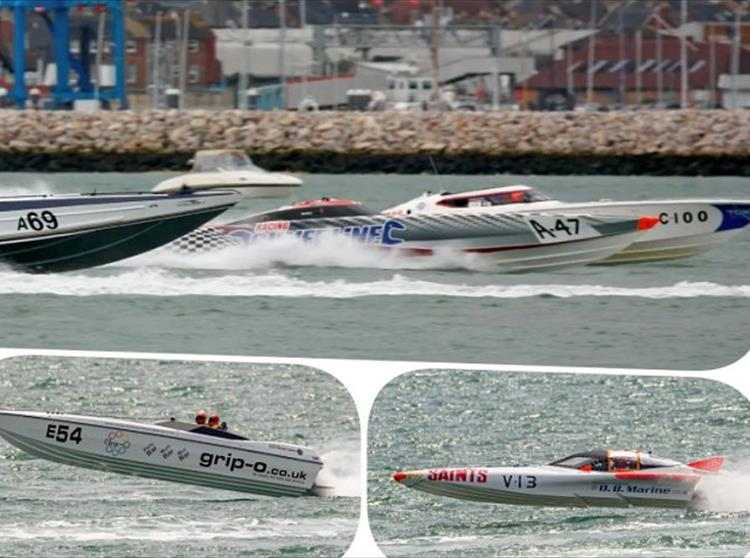 The Cowes Torquay Cowes Powerboat Race