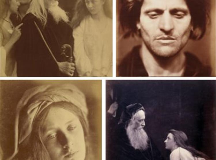 Portraying Shakespeare - Tennyson and Julia Margaret Cameron