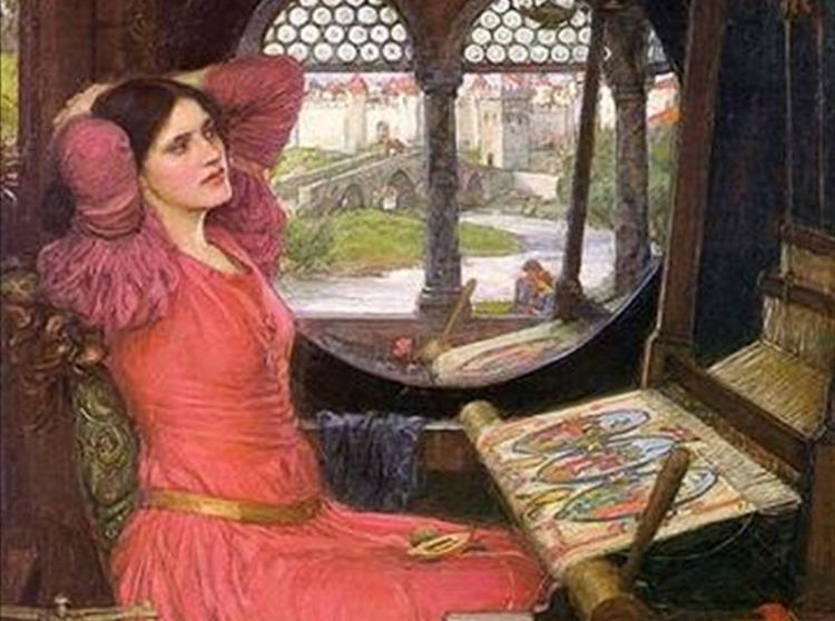 The Fairy Lady of Shalott