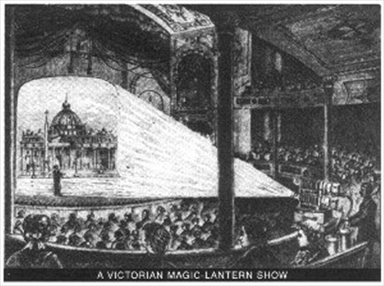 Hallam and Lionel's Magic Lantern