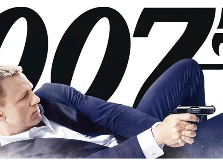 Skyfall: Tennyson and James Bond