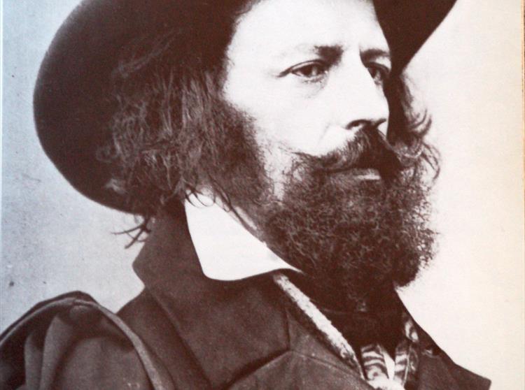 Tennyson's American Dream