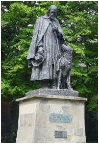 Tennyson Memorial