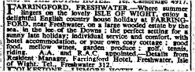 The Times, 11 June 1946