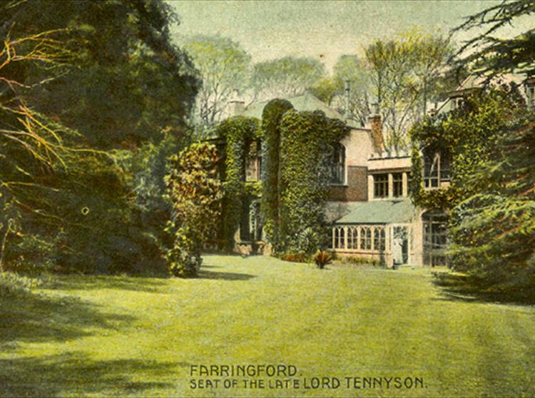 1892 -1939 Additions by Hallam Tennyson